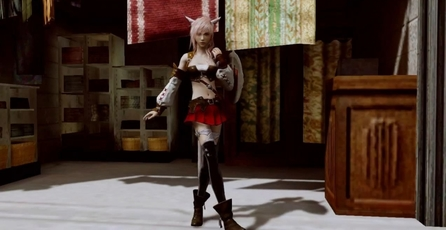 Lightning Returns: Final Fantasy XIII: Trajes