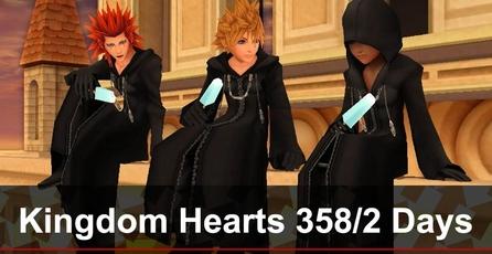 Kingdom Hearts HD 1.5 Remix: Gameplay de Kingdom Hearts 358/2