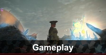 FINAL FANTASY XIV: A Realm Reborn: Gameplay: Bienvenido al mundo de Eorzea