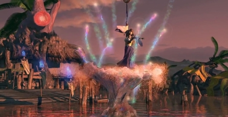Final Fantasy X / X-2 HD Remaster: Trailer de TGS