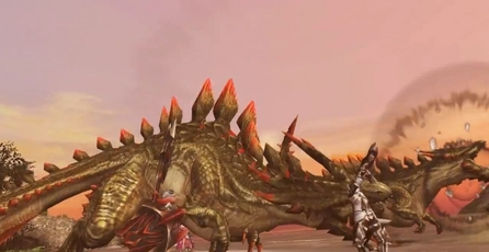 Monster Hunter Frontier G: Trailer de TGS