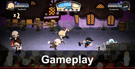 Foul Play: Gameplay