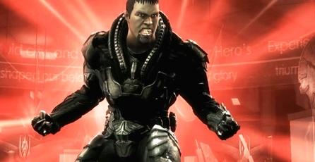 Injustice: Gods Among Us: Skin de Zod