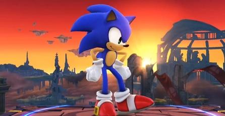 Super Smash Bros.: ¡Sonic!