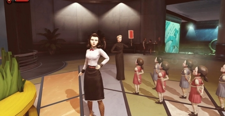 BioShock Infinite: Burial at Sea - Episode One: Primeros 5 minutos