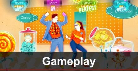 Just Dance 2014: Gameplay