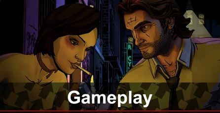 The Wolf Among Us - Episode 1: Faith: Gameplay