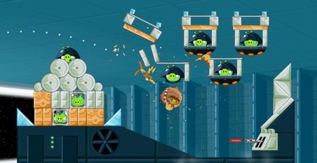 Angry Birds: Star Wars: Ya a la venta