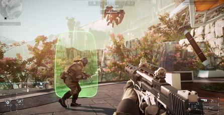 Killzone: Shadow Fall: El parque