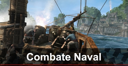 Assassin´s Creed IV: Black Flag: Gameplay Naval