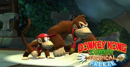 Donkey Kong Country: Tropical Freeze: Hands-On