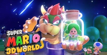 Super Mario 3D World: Hands-On