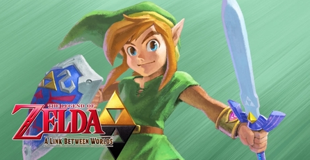 The Legend of Zelda: A Link Between Worlds: Hands-On