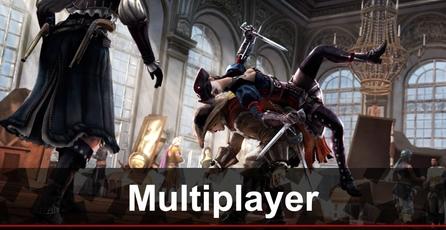 Assassin´s Creed IV: Black Flag: Gameplay multiplayer