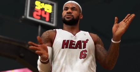 NBA 2K14: Momentos NBA