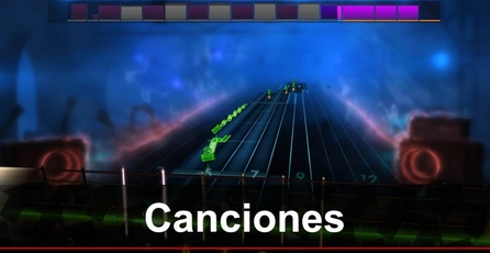 Rocksmith 2014 Edition: Gameplay canciones