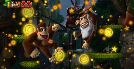 Donkey Kong Country: Tropical Freeze: Nuevo Trailer