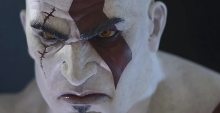 God of War: Ascension: Busto de Kratos