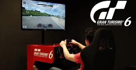 Gran Turismo 6: Concurso de carreras