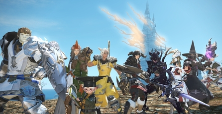 FINAL FANTASY XIV: A Realm Reborn: Pruébalo en PS4