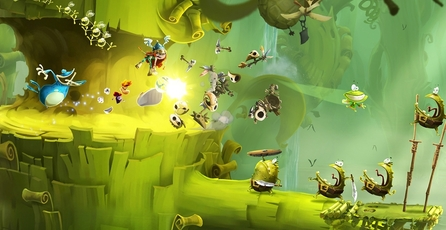 Rayman Legends: Ya disponible