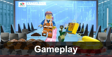 The LEGO Movie Videogame: Gameplay