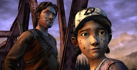 The Walking Dead: Season Two Episode 1 - All That Remains: A House Divided