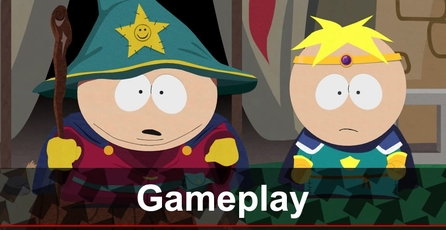South Park: The Stick of Truth: Gameplay