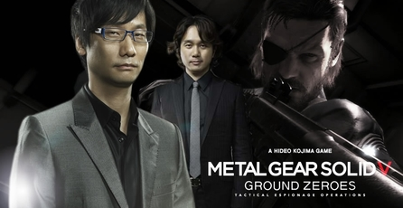 Metal Gear Solid V: Ground Zeroes: Entrevista con Hideo Kojima y Yoji Shinkawa