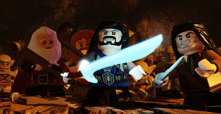 Lego The Hobbit: Buddy Up