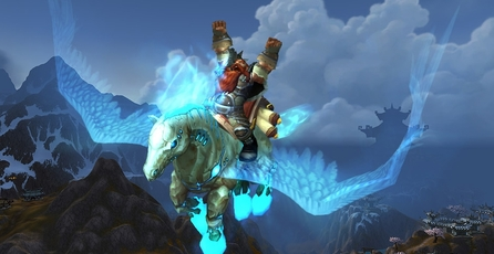 World of Warcraft: Mists of Pandaria: Pegaso