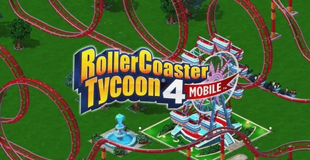 RollerCoaster Tycoon 4 Mobile: Espéralo muy pronto