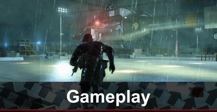 Metal Gear Solid V: Ground Zeroes: Gameplay
