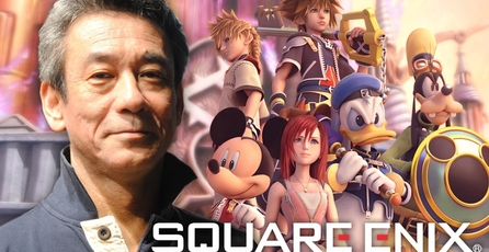 Kingdom Hearts III: Shinji Hashimoto