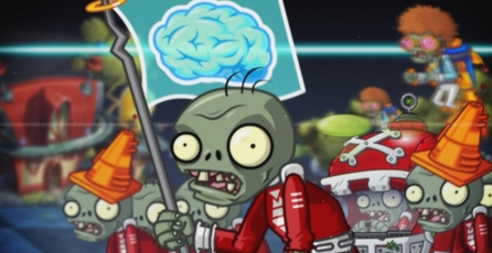 Plants vs. Zombies 2: It´s About Time: Visita el futuro
