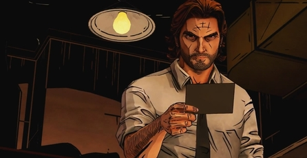 The Wolf Among Us - Episode 1: Faith: A Crooked Mile