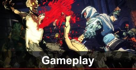 Yaiba: Ninja Gaiden Z: Gameplay