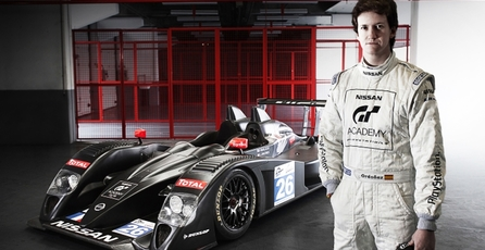 Gran Turismo 6: GT Academy: Lucas Ordoñez