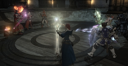 FINAL FANTASY XIV: A Realm Reborn: Ya disponible en PS4