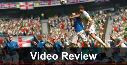 2014 FIFA World Cup Brazil: Video Review