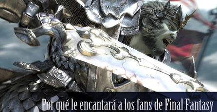 FINAL FANTASY XIV: A Realm Reborn: Por qué le encantará a los fans de Final Fantasy