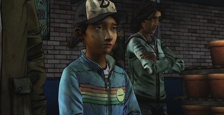 The Walking Dead: Episode 3 - Long Road Ahead: In harm's way