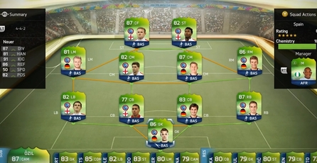 2014 FIFA World Cup Brazil: Ultimate Team