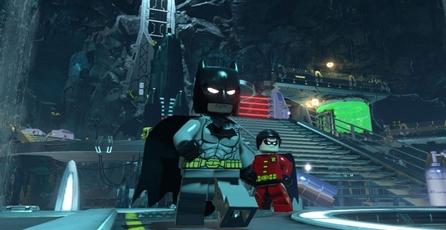 LEGO Batman 3: Beyond Gotham: Trailer de Anuncio