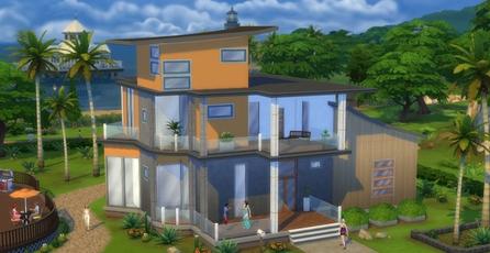 The Sims 4: Modo Construcción Gameplay Oficial
