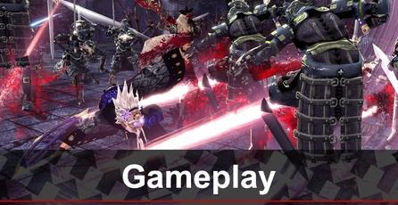 Drakengard 3: Gameplay