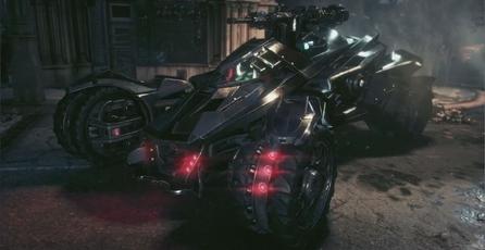 Batman: Arkham Knight: Revelación del Modo de Batalla del Batimóvil