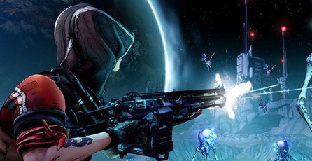 Borderlands: The Pre-Sequel: Baile en la luna