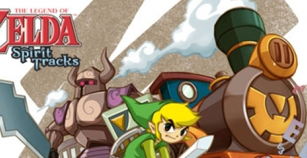 30 minutos con: The Legend of Zelda: Spirit Tracks