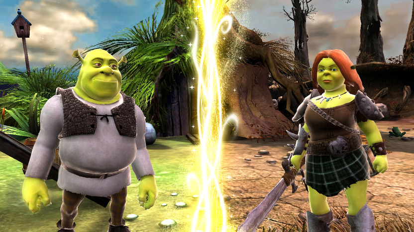 Shrek tiene que recuperar al amor de su vida